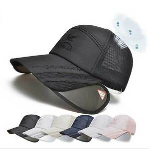 721d8f3df Men Women Sport Outdoor Baseball Cap Golf Snapback Sun Hat Helmet ...