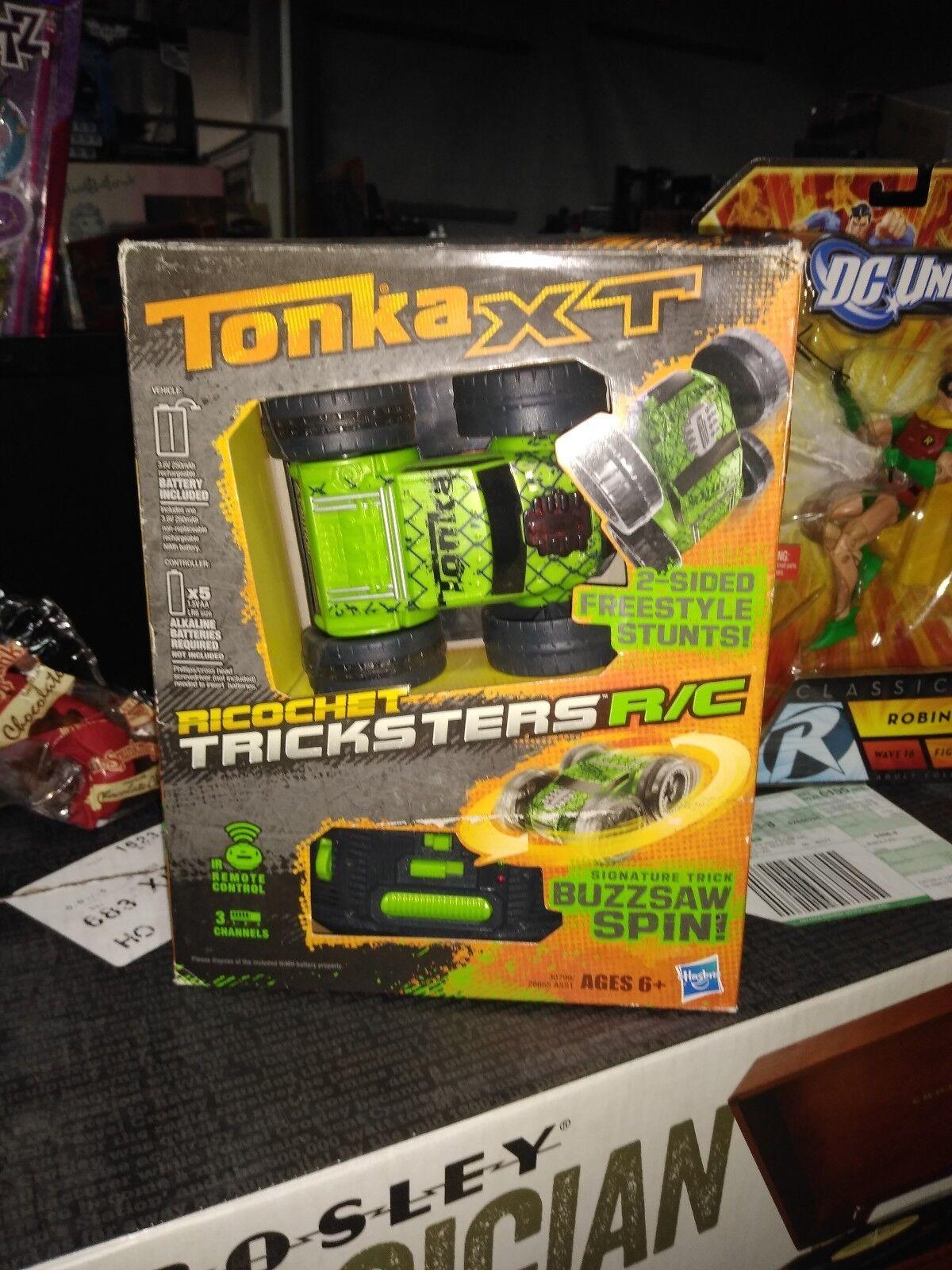 Tonka xt ricochet stunt pro r c Brand New