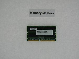 Fiable Mem-s2-512mb 512mb Approuvé Module De Mémoire Pour Catalyseur 6000 Avec