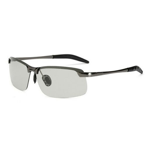 Men/'s Polarized Sunglasses Clip On Driving Glasses Day Night Vision Lens love