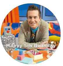 """Mister Maker Personalised Cake Topper 7.5"""" Edible Wafer Paper Birthday Partys"""
