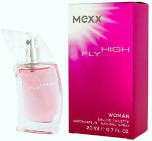 Mexx-Fly-High-Woman-0-67oz-20ml-Eau-de-Toilette-Spray-New-amp-Sealed