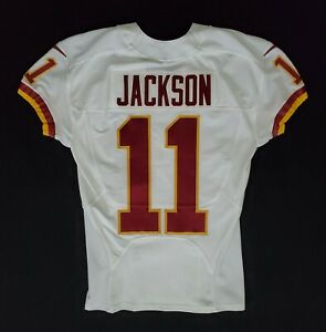 #11 DeSean Jackson of Washington Redskins NFL Locker Room Game Issued Jersey