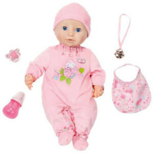 Baby Annabell Doll Version 10 New Ebay