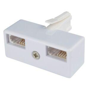 2 Way Téléphone Adaptateur-prix réduit-Liquidation Stock!!!-afficher le titre d`origine N5B9dIdL-07151629-950246129