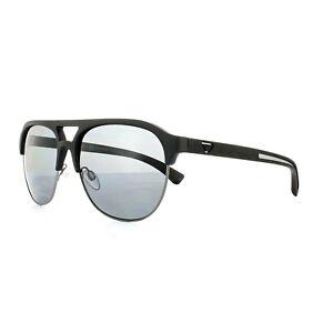 5cb4bbeb094 Emporio Armani Sunglasses 4077 5063 81 Black Rubber Grey Polarized ...