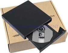 Slim USB External Portable 24x CD-ROM CDROM Drive for Desktop Laptop Notebook PC