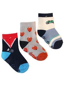 12 paia di calze antiscivolo per bambini in ABS antiscivolo Yafane
