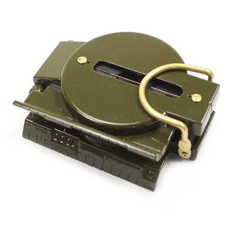 Mil-Spec Boussole militaire En En militaire vert fonce Professionnel X3Q3 7de77b