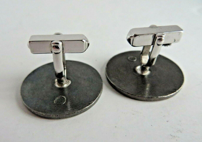 Silver Cufflinks XIV