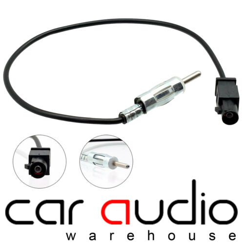 Connects2 CT27AA06 Mercedes C Class Fakra Car Stereo Aerial Antenna Adaptor Lead