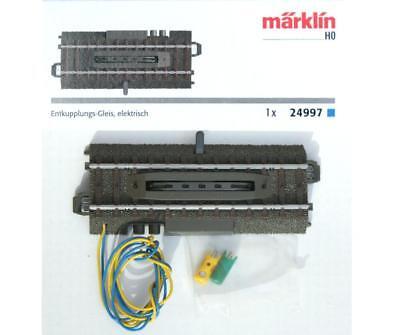 Märklin HO 24997 C Gleis Entkupplungsgleis 94,2 mm Neu