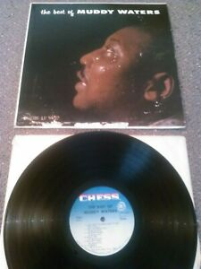 MUDDY-WATERS-THE-BEST-OF-MUDDY-WATERS-LP-EX-U-S-STEREO-CHESS-LPS-1427-DEBUT