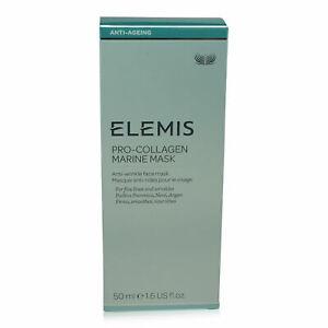 Elemis-Pro-Collagen-Marine-Mask-50-ml-1-6-oz-Expirtn-Date-2020-Sealed-New-Box