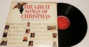 Great-Songs-Christmas-Andre-Previn-Percy-Faith-Julie-Andrews-Christy-Minstrels