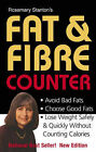 Fat and Fibre Counter by Rosemary Stanton (Paperback, 2004)