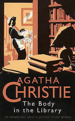 The Body in the Library (The Christie Collection),ACCEPTABLE Book