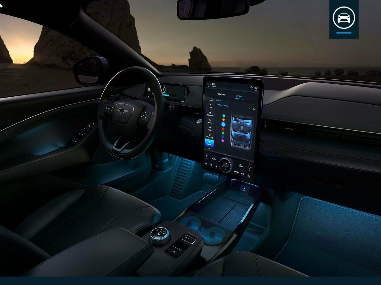Ford Mustang Mach-E  Standard Range AWD - billede 7