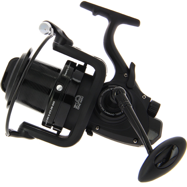 NGT Dynamic 9000 10BB Big Pit Reel with Carp Runner System and Spare Spool