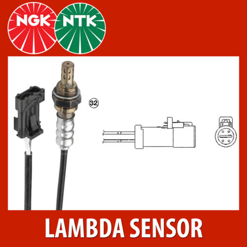 oza519-d4 Sensor O2 ngk8960 Ntk Sonda Lambda