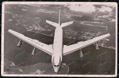 Steady Foto-ak-boeing-m-707-stratotanker-flugzeug Airplane- Transport & Verkehr Sammeln & Seltenes