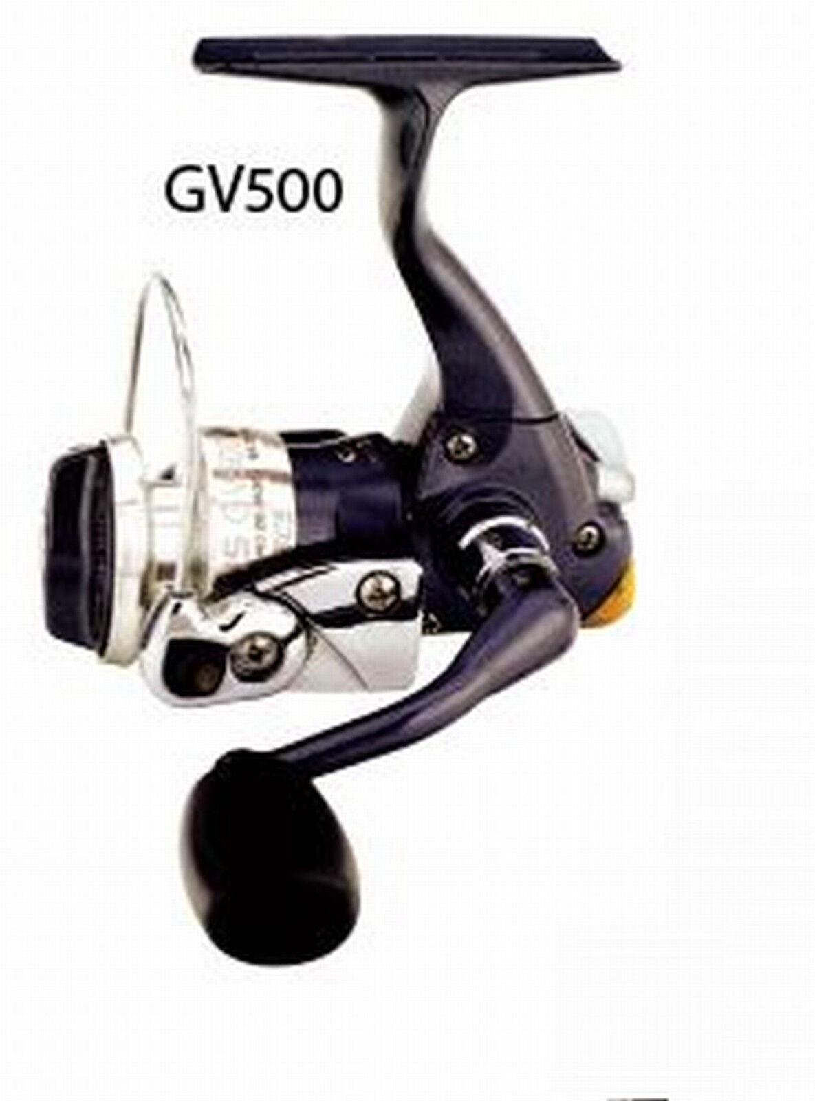 TICA Cetus GV500 Ultra Light Spinning Reel Ice 6BB NEW