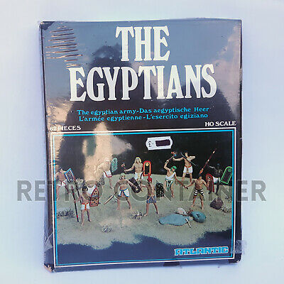 Atlantic Soldatini - The Egyptians - The Egyptian Army - Ho Nuovo Sigillato Misb