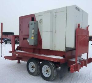 200 KVA 208/480 Diesel Generator mounted on Gooseneck Alberta Preview