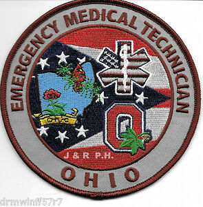 Ohio-Emergency-Medical-Technician-4-5-034-round-size-fire-patch