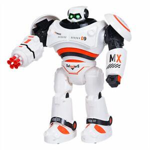Intelligent Combat Fighting Robot Interactive Toys with Remote Control Orange