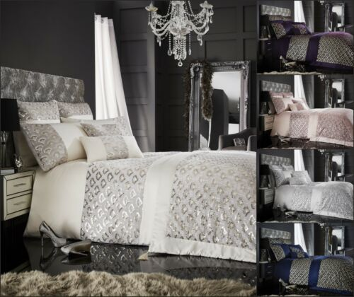 Fancy Hotel Quality Tessella Duvet Set With Pillowcases Single Double Super King