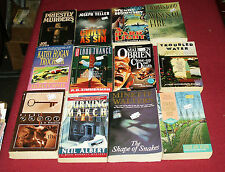 Lot of 305+ Mystery Novels Various Authors You Pick 10 books