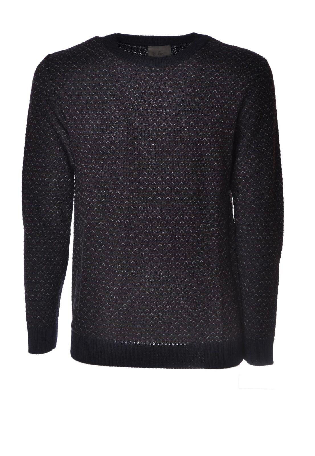Diktat - Knitwear-Sweaters - Man - Fantasy - 4342223N180855
