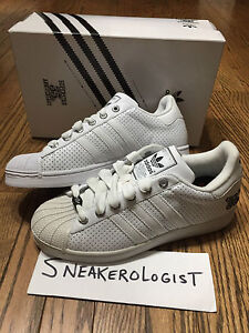ADIDAS SUPERSTAR 35th ANNIVERSARY PERFED