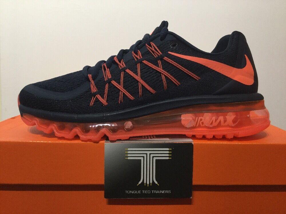 Nike Bir Max 2015 ~ 698903 408 ~ U.K Size 4.5 ~ Euro 38
