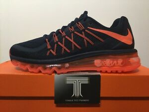 competitive price b6c3c d2c74 Image is loading Nike-Air-Max-2015-698903-408-U-K-Size-