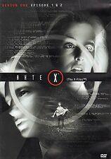 Akte X - Season 1 Ep 1 & 2 ( Mystery Kult ) David Duchovny, Gillian Anderson NEU
