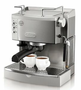 Image Is Loading Espresso Maker Machine Kitchen Stainless Coffee Automatic Drip