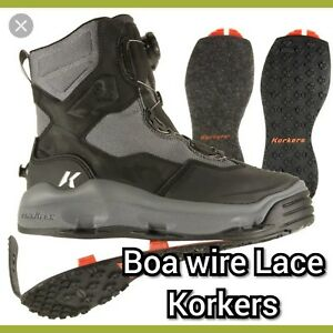 Korkers BOA Boa Field repair Lace Wire