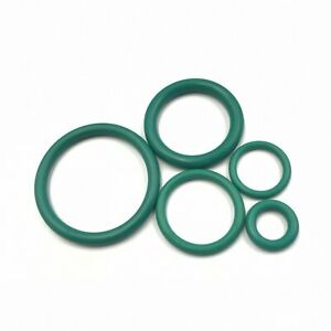 1mm Section Select OD from 4mm to 30mm VITON O-Ring gaskets