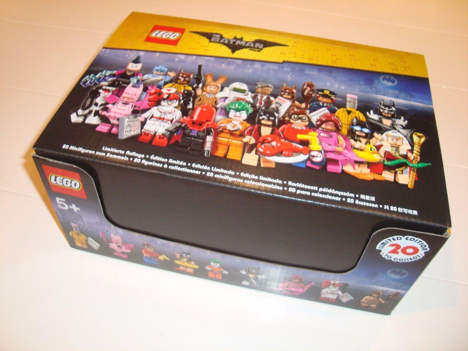 Lego 6175009 Minifigures The Batman Movie Series (Box of 60 blind bags  71017)