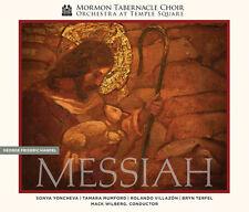 Mormon Tabernacle Choir - Handel's Messiah [New CD] With DVD