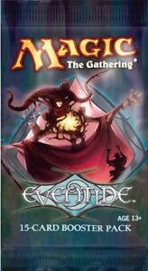 Magic-the-Gathering-MTG-1x-Eventide-English-Booster-Pack-x1-New-21x-Available