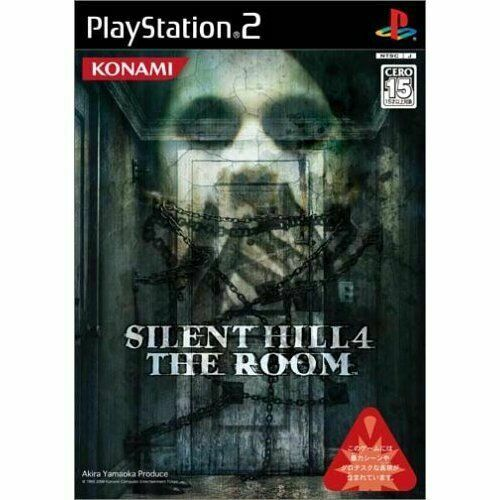 silent hill game ps2