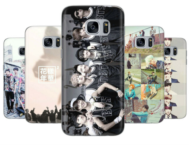 on sale 9333a 969ae Bangtan Sonyeondan Boys Korea K Pop Rubber Phone Cover Case fits Samsung  Galaxy