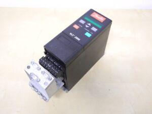 Danfoss Vlt2811 195n1032 Vlt2811pt4b20sbr1dbf10a00 400v 2.6a 2,0 Kva Top Zustand Antriebe & Bewegungssteuerung