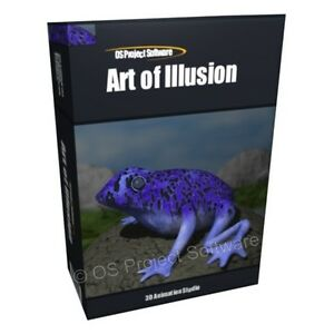Art-of-Illusion-Pro-3D-Animation-Modeling-Software-for-Windows-7-PC-MAC-OSX
