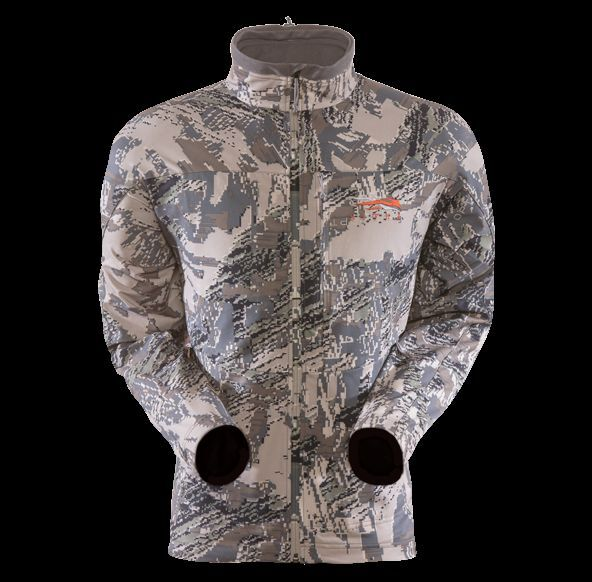 Sitka Gear Ascent Jacket optiface Open Country 50016-ob-m Medio  Nuevo  muy popular