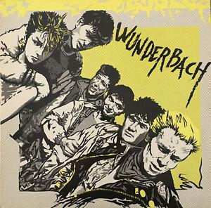 WUNDERBACH-EUTHANASIE-RECORDS-LP-VINYLE-NEUF-NEW-VINYL-REISSUE