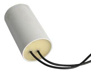Fiable Condensateur De Démarrage Pour Moteur 12µf 450v Précâblé PréVenir Le Grisonnement Des Cheveux Et Aider à Conserver Le Teint